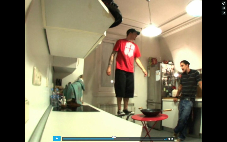 Light Pong Masters VFX 3D RODAJE VISUAL LOOP