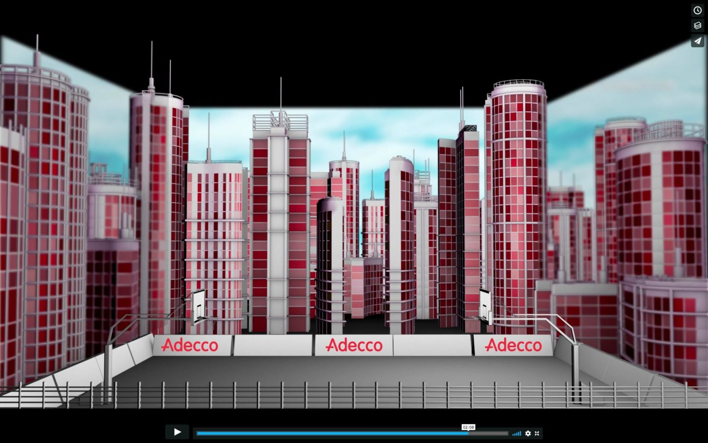 Mapping Adecco