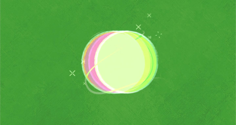 Modo ON Iberdrola motion graphics vfx visual loop